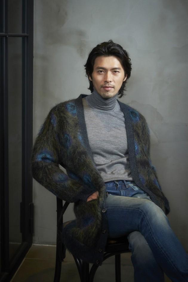 '꾼' 현빈 인터뷰 / 사진 = 쇼박스 제공