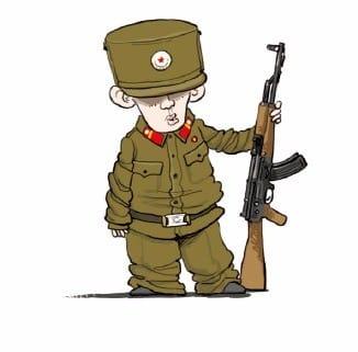 판문점 공동경비구역에서 북한군 1명 귀순