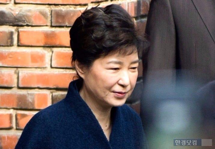 박근혜 전 대통령 / 한경DB