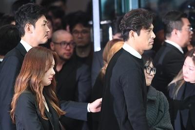 故 김주혁 마지막 길 함께하는 조연우, 김지수, 오지호