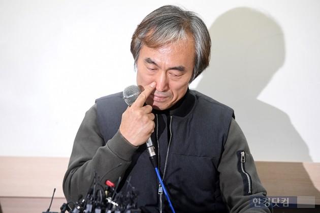 배우 조덕제 / 사진=최혁 기자