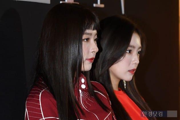 그룹 레드벨벳 슬기 아이린 /사진=최혁 기자