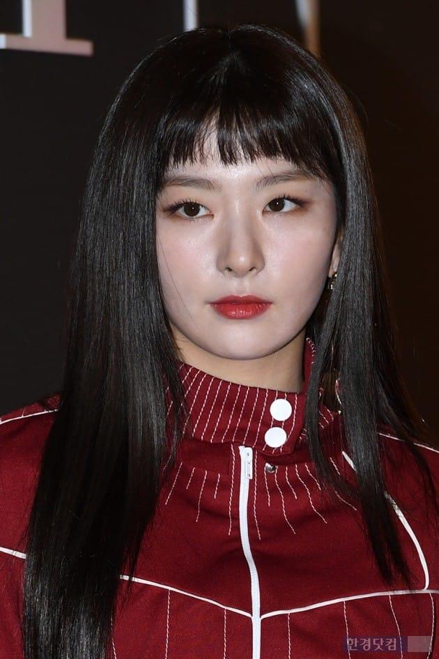 그룹 레드벨벳 슬기 / 사진=최혁 기자