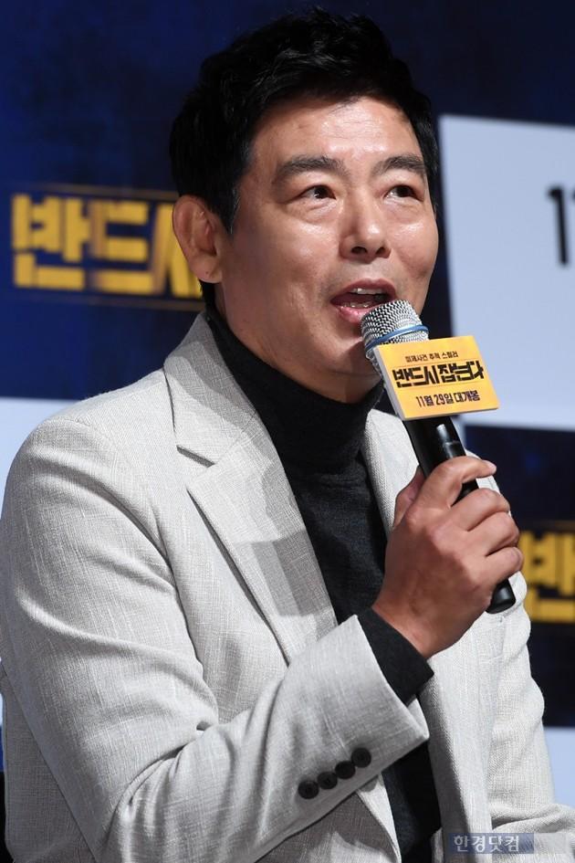 배우 성동일 / 사진=최혁 기자