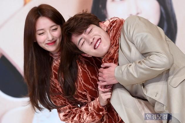배우 표예진, 그룹 인피니트 성열 / 사진=최혁 기자