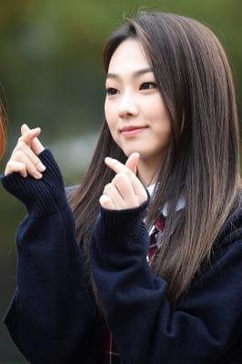 구구단 미나, '날이 갈수록 예뻐지네~'