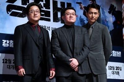 영화 강철비, '대박 느낌 물씬~'
