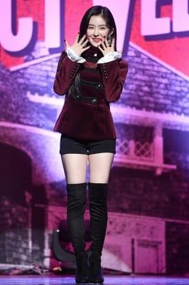 레드벨벳 아이린, '팬들 사르르 녹이는 미소~'