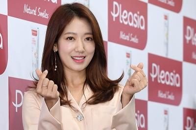 박신혜, '男心 저격하는 상큼 하트~'