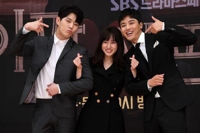 동하-박은빈-연우진, '좌충우돌 케미 기대하세요~'