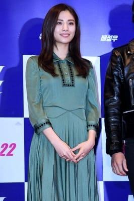 나나, '감탄을 부르는 아름다운 미소~'