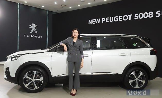 New 푸조 5008 SUV / 사진=변성현 한경닷컴 기자