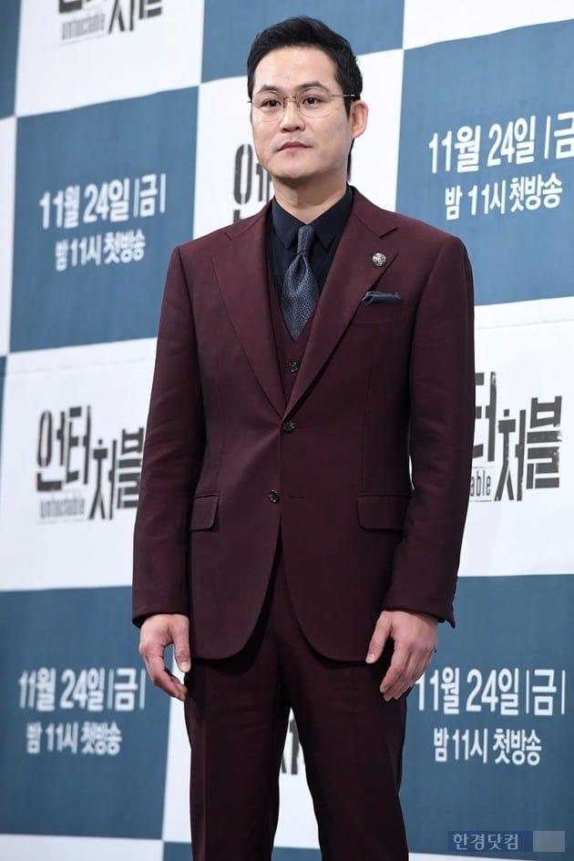 '언터처블' 김성균