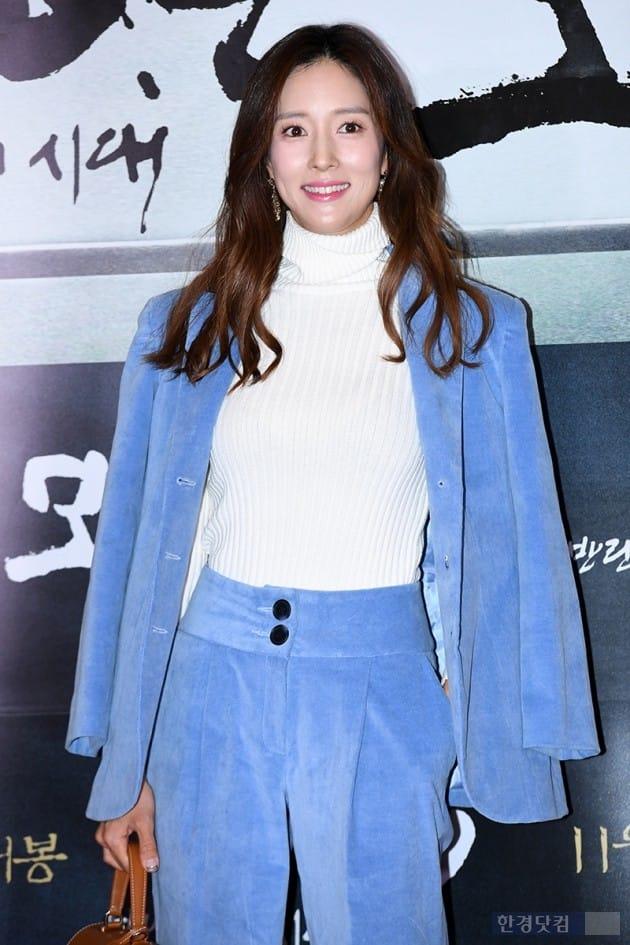 배우 왕빛나 / 사진=최혁 기자