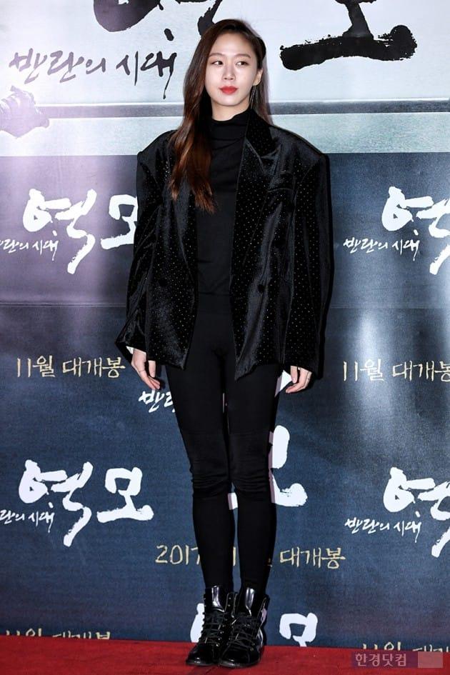 배우 고성희 / 사진=최혁 기자