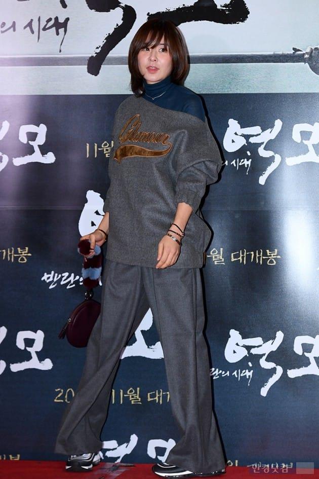 배우 최강희 / 사진=최혁 기자