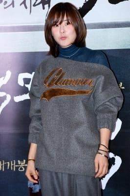 최강희, '아무나 소화하기 힘든 의상'