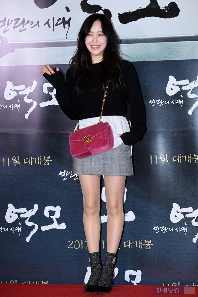 배우 유소영 / 사진=최혁 기자