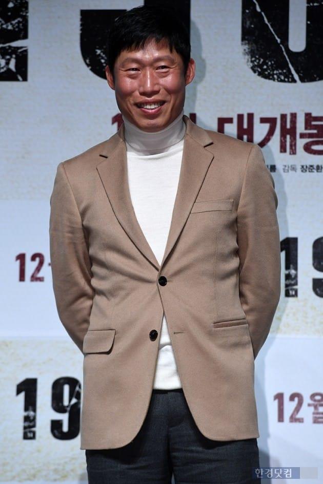 배우 유해진 / 사진=최혁 기자