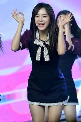 구구단 세정, '애교 가득한 미소~'