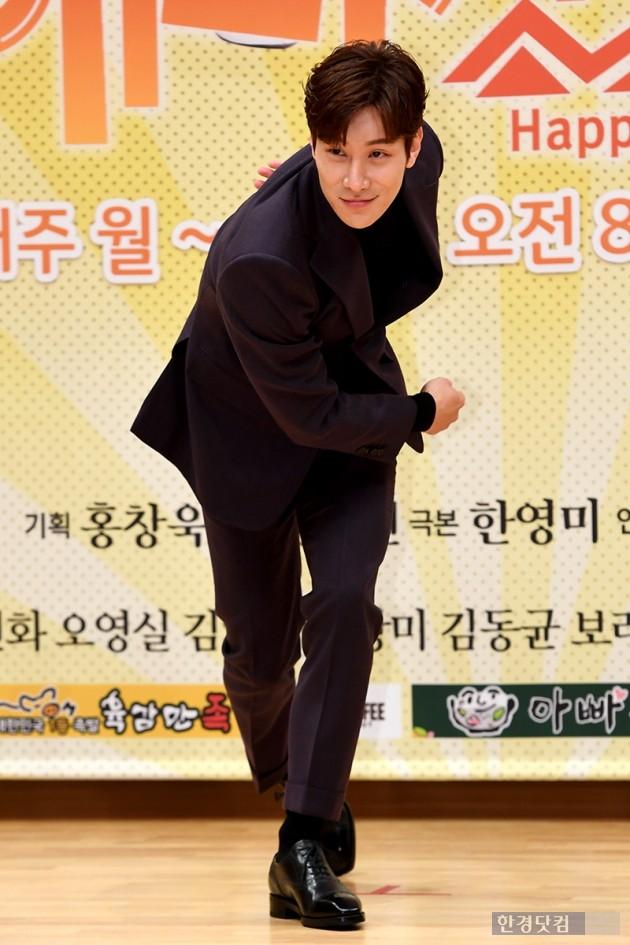 배우 이시강 / 사진=최혁 기자