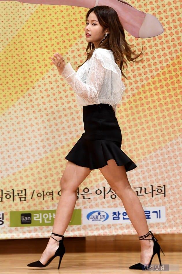 배우 허은정 / 사진=최혁 기자