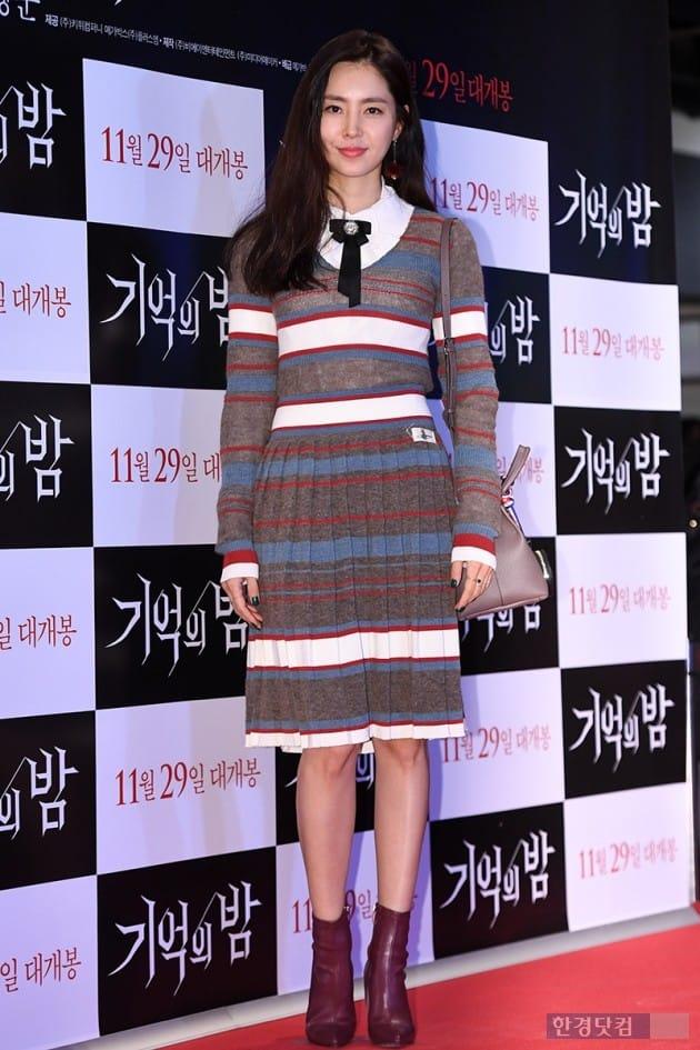 배우 한채아 / 사진=최혁 기자
