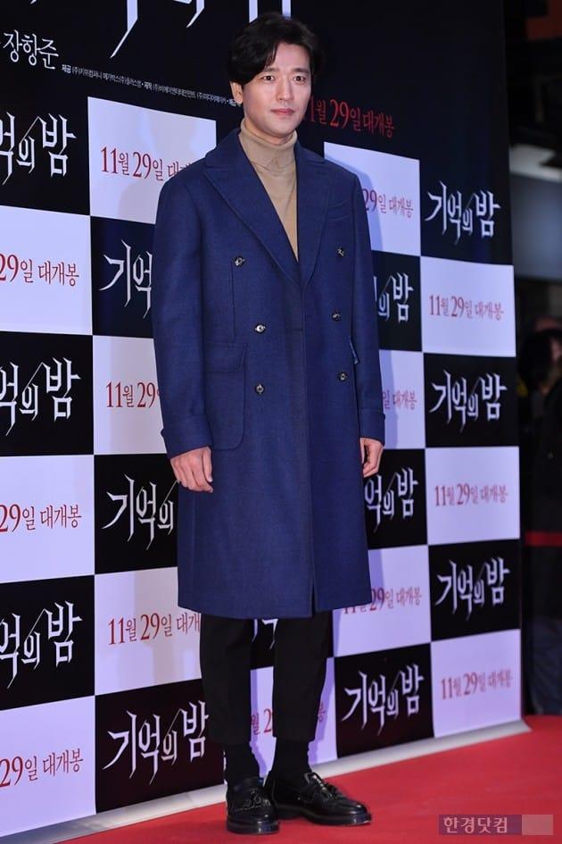배우 배수빈 / 사진=최혁 기자