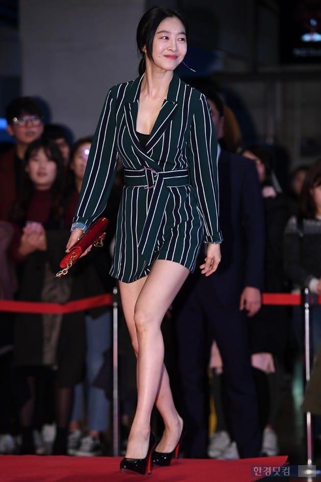 배우 이은우 / 사진=최혁 기자
