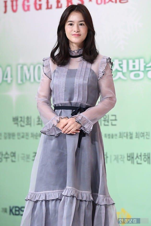 '저글러스 비서들' 강혜정 /사진=변성현 기자