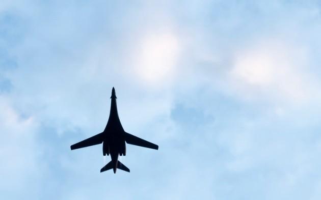 사진=게티이미지뱅크 美 전략폭격기 B-1B 한반도 출격