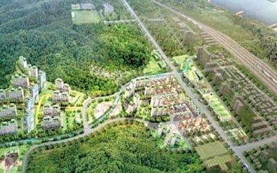 도시개발지구 아파트 분양 받아볼까…공공택지지구보다 전매제한 기간 짧고 개발 속도 빨라