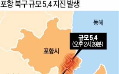 """""""포항 지진, 주요 산업 피해 無…원전 축소 여론 강화"""""""