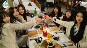여자친구, 슬로베니아서 데뷔 1000일 축하파티