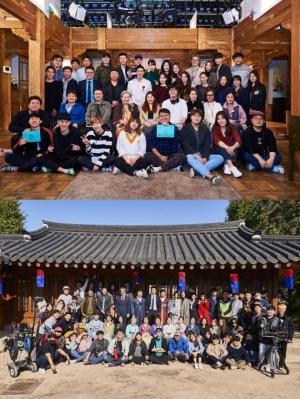 '별별 며느리', 14일 마지막회 앞두고 배우X스태프 단체 사진 공개