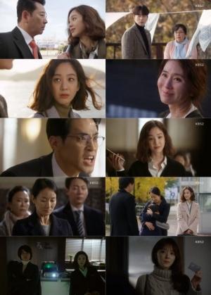 '마녀의 법정', 사이다 전개+충격 엔딩… 시청률 1위