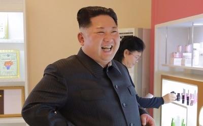 김정은에게 트럼프식 유머 통할까
