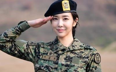 '머슬퀸' 이연화, 특전 여전사로 변신… 특수임무 훈련 체험