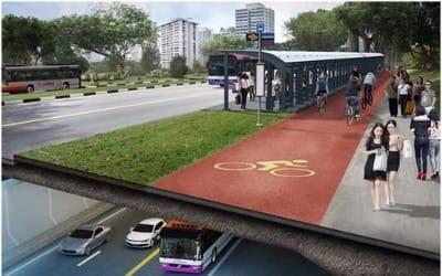 삼성물산, 싱가포르 최초 복층형 지하고속도로 수주
