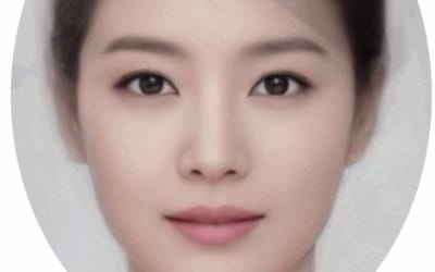 '한국의 미인'…