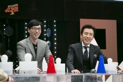 유재석·유희열 다시 뭉쳤다…'슈가맨2' 1월 14일 첫 방송