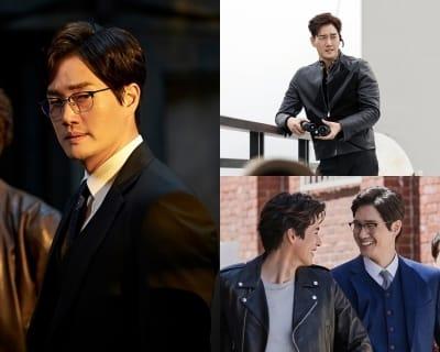 '매드독'·'꾼' 쌍끌이 흥행…2018년도 유지태의 해 될까?