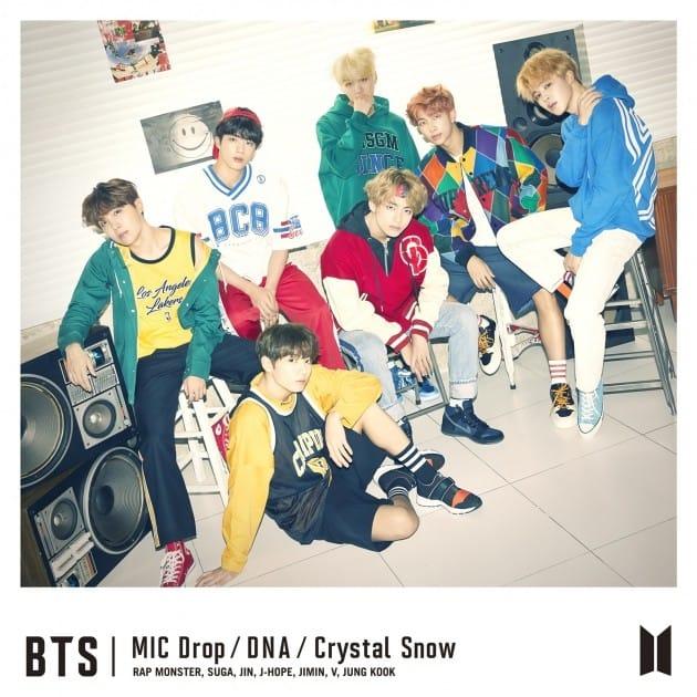 방탄소년단 앨범판매량 142만장 돌파