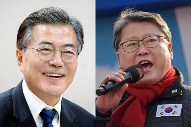 조원진 대표 '문재인씨' 호칭 논란