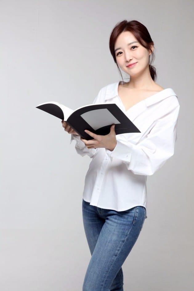 김소영 아나운서 / 아이오케이 컴퍼니 제공