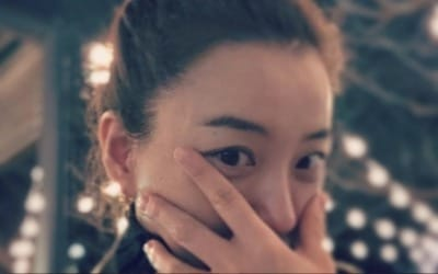 '염력' 정유미, 가려도 돋보이는 '윰블리' 미모