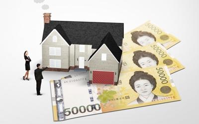5대 은행장 '올 집값 15% 폭락 예측' 왜 빗나갔나
