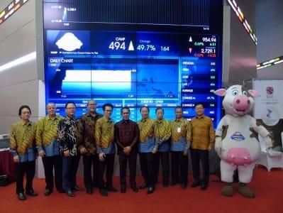 신한금융투자, 인도네시아 빙과업체 IPO 주관