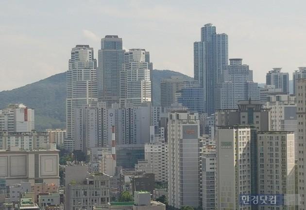 서울 도곡동 타워팰리스 단지. 전형진 기자