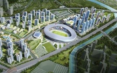 현대건설·현대엔지니어링, 김포 걸포4지구 개발 민간사업자 선정
